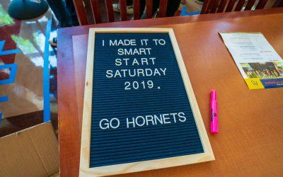 Smart Start Saturday!
